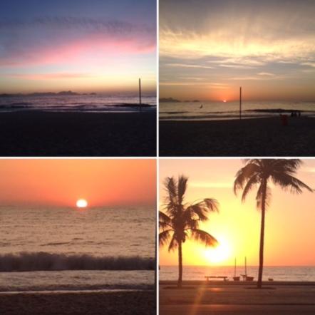 Rio Sunrise