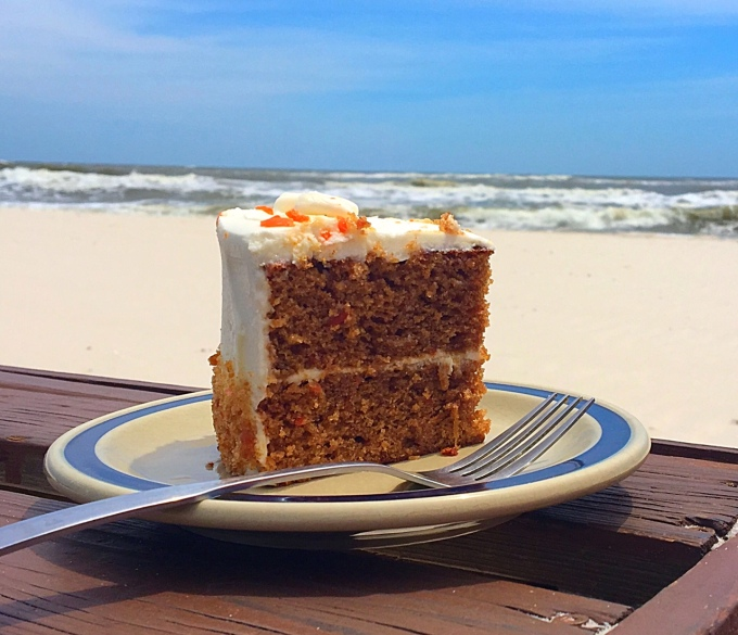 Cake by the ocean alabama beach