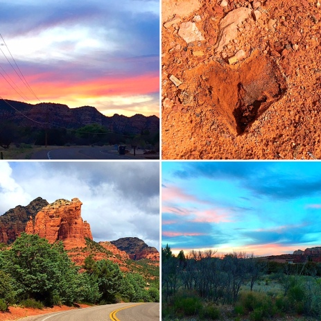 Sedona Collage